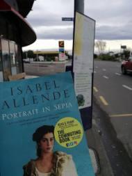 Isabel Allende The Commuting Book